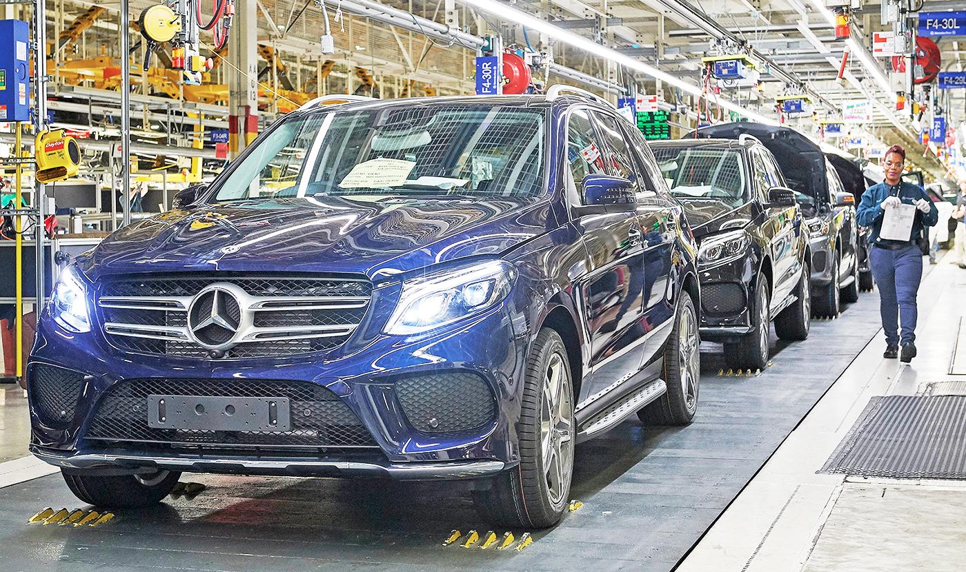Daimler Alabama