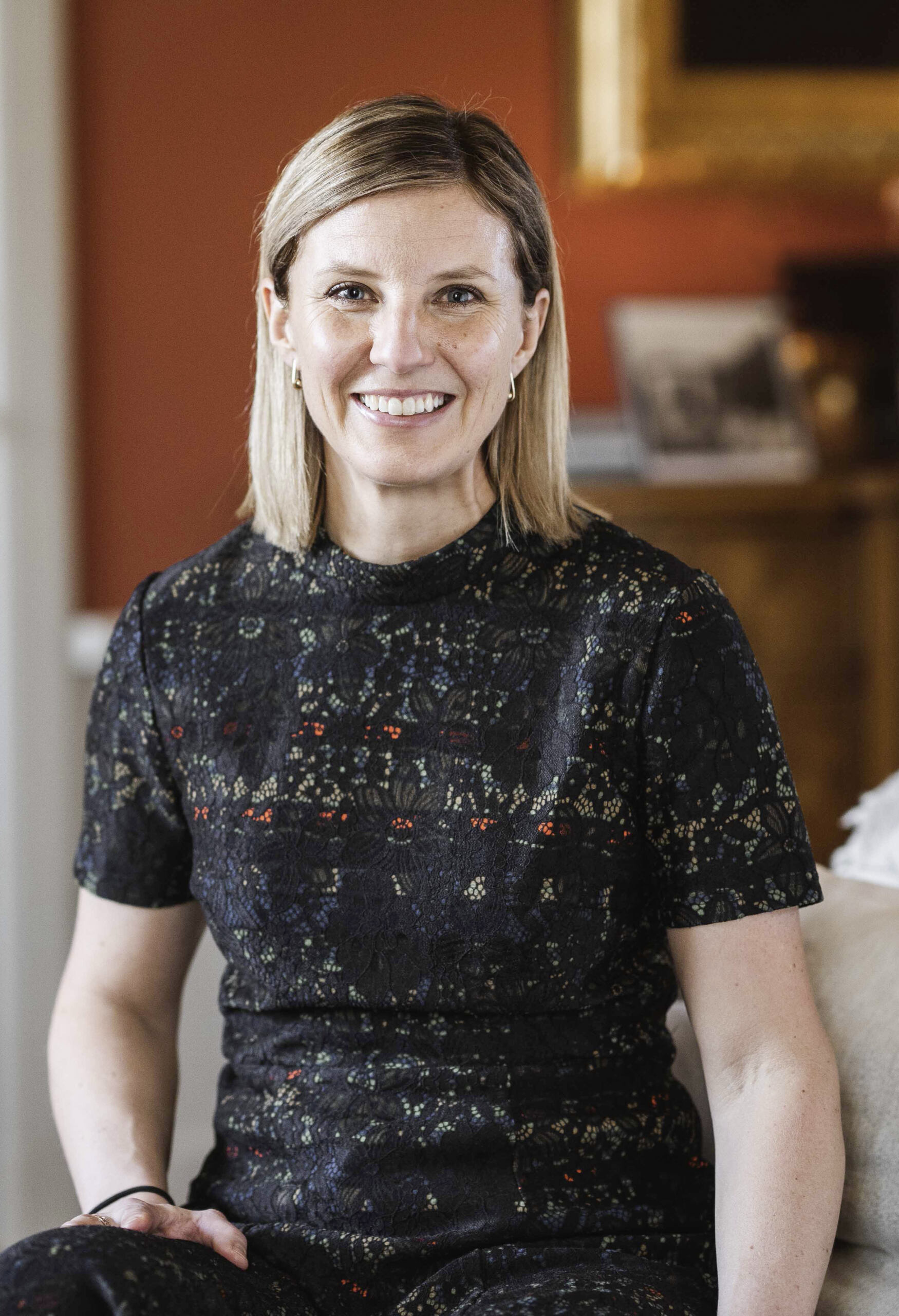 Karin Radström Head of Mercedes-Benz Trucks