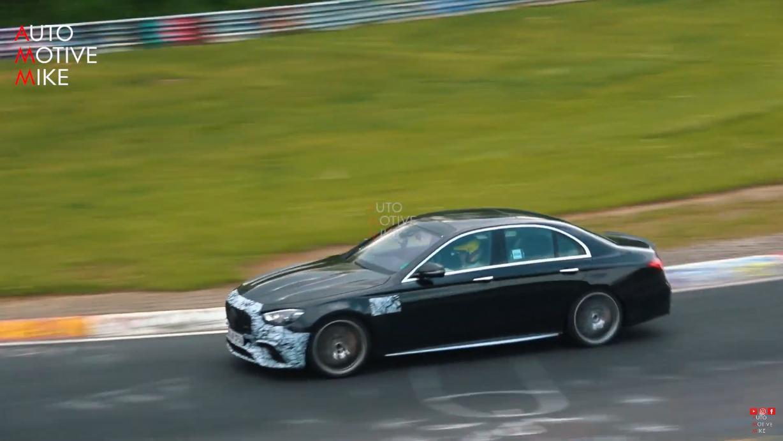 Mercedes-AMG E 63 2021 Nurburgring