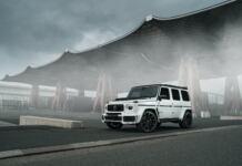 Mercedes-AMG G 63 Brabus 700 Widestar