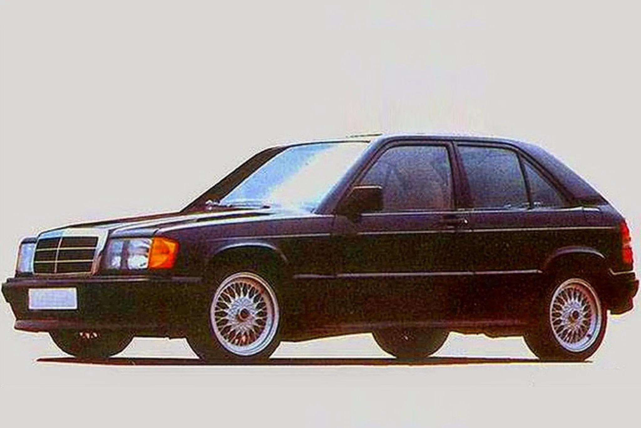 Mercedes-Benz 190 E Compakt
