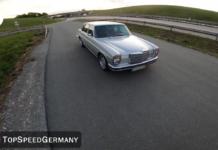 Mercedes-Benz 280E Autobahn