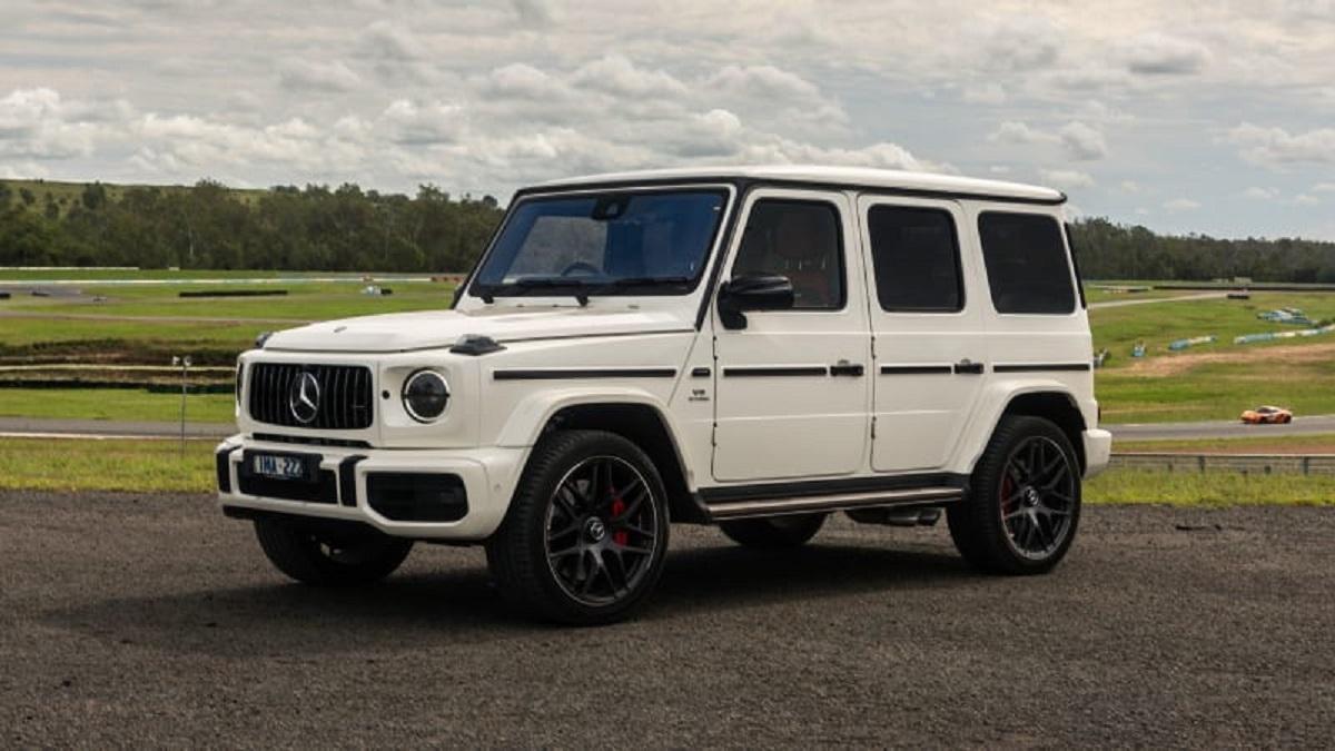 Mercedes Classe G 2018-2019 richiamo