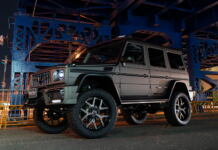 Mercedes Classe G Wald International