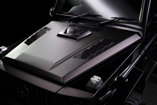 Mercedes Classe G Wald International