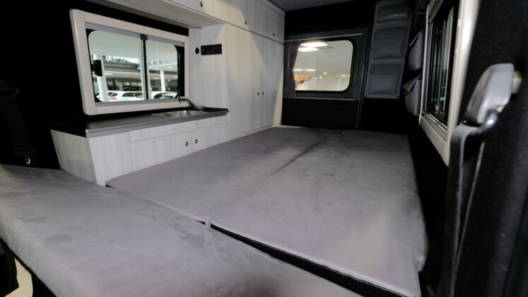 Mercedes Classe G camper Lorinser