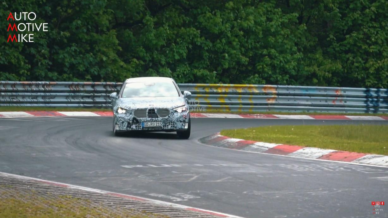 Mercedes Classe S 2021 Nurburgring