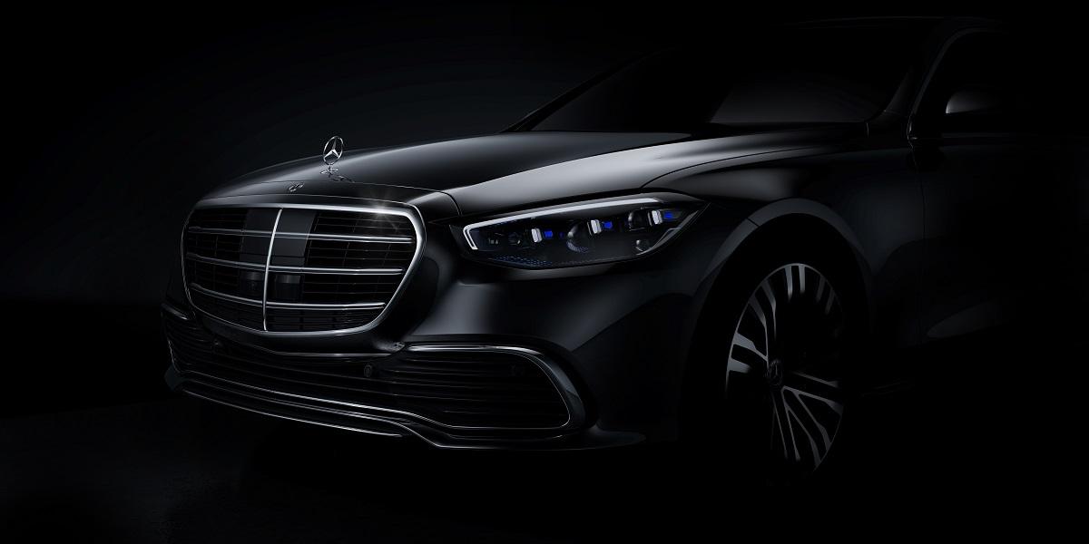 Mercedes Classe S 2021 teaser