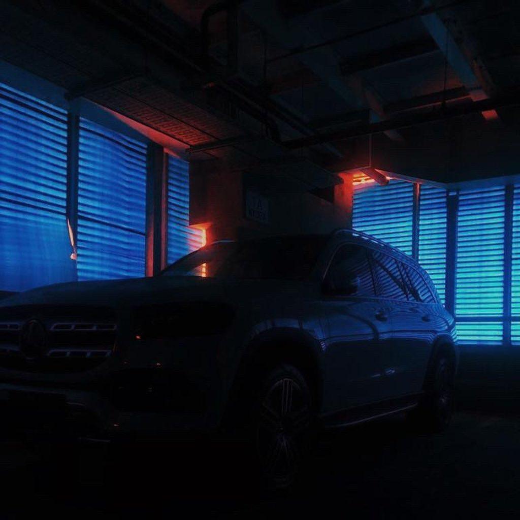 Nuovo Mercedes GLS teaser India