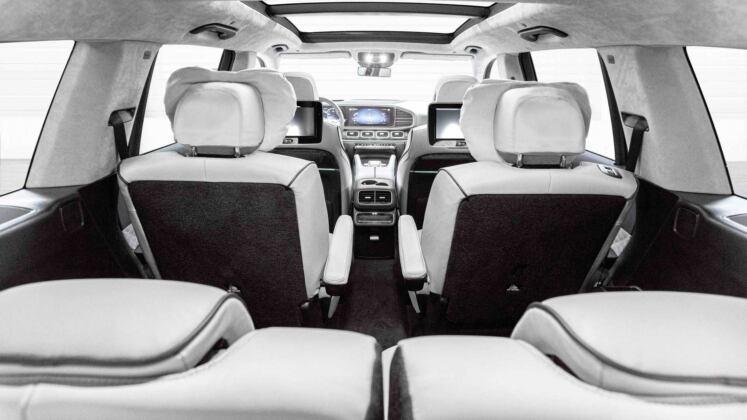 Ultimate HGLS Mercedes GLS Hofele