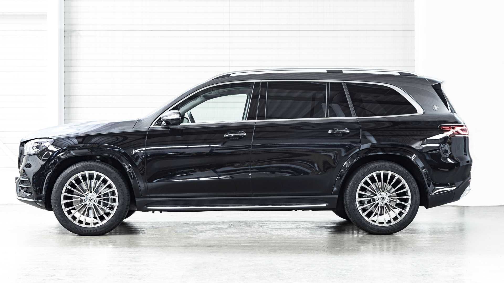 Ultimate HGLS Mercedes GLS Hofele