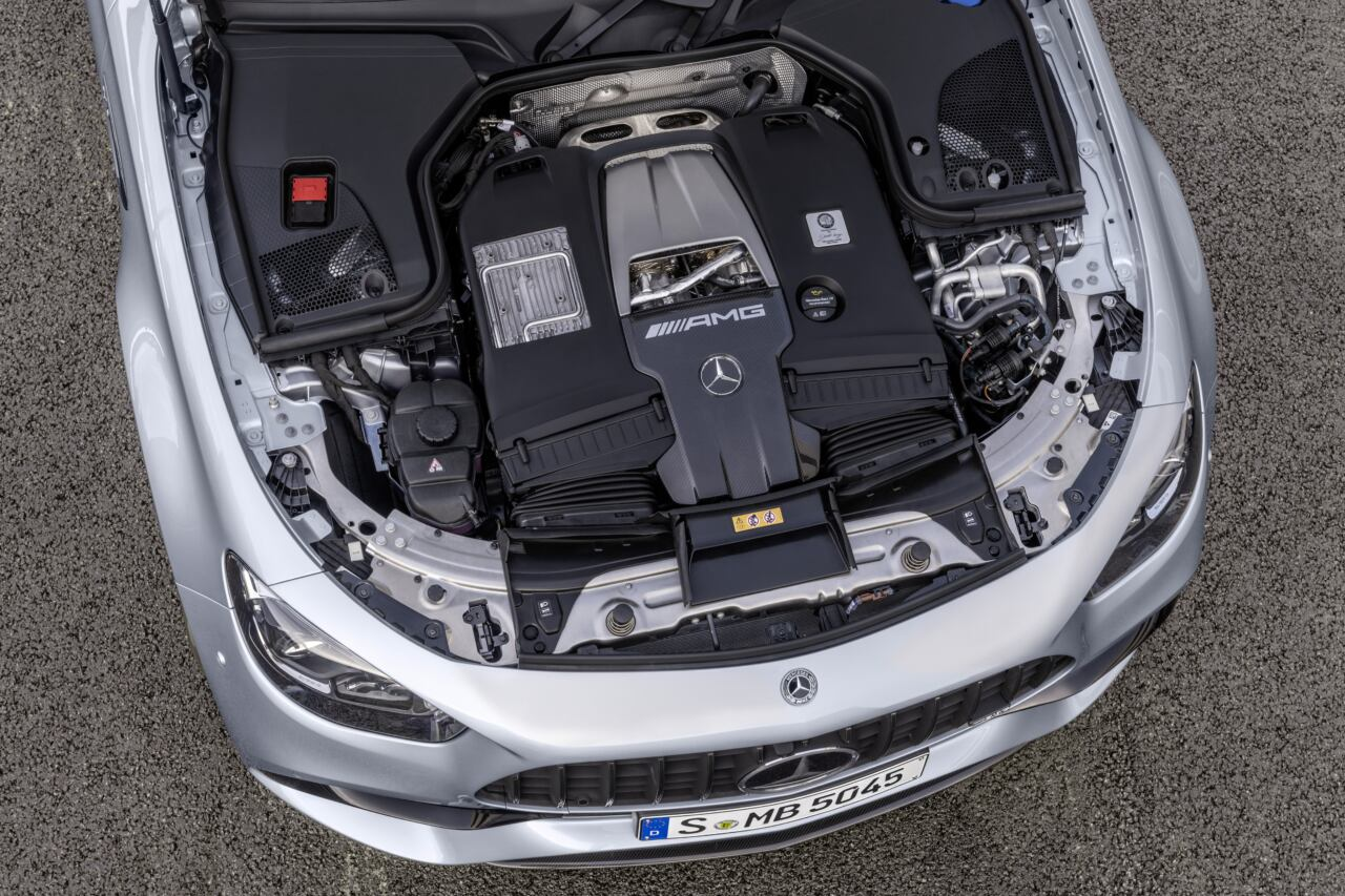 Mercedes-AMG E 63 S 2021 Berlina