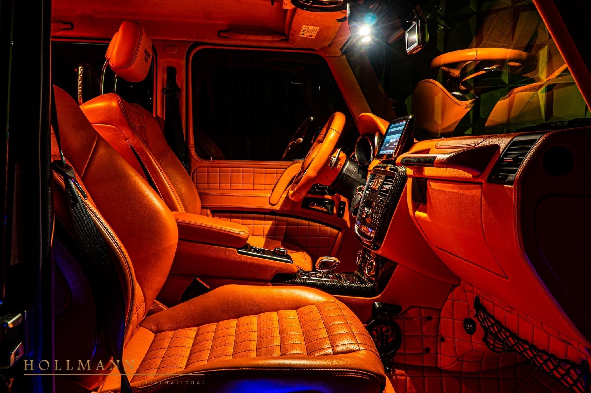 Mercedes-AMG G 63 6x6 Brabus