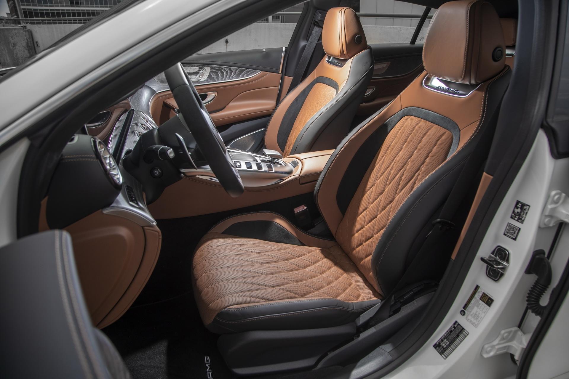 Mercedes-AMG GT 43 2021 Stati Uniti