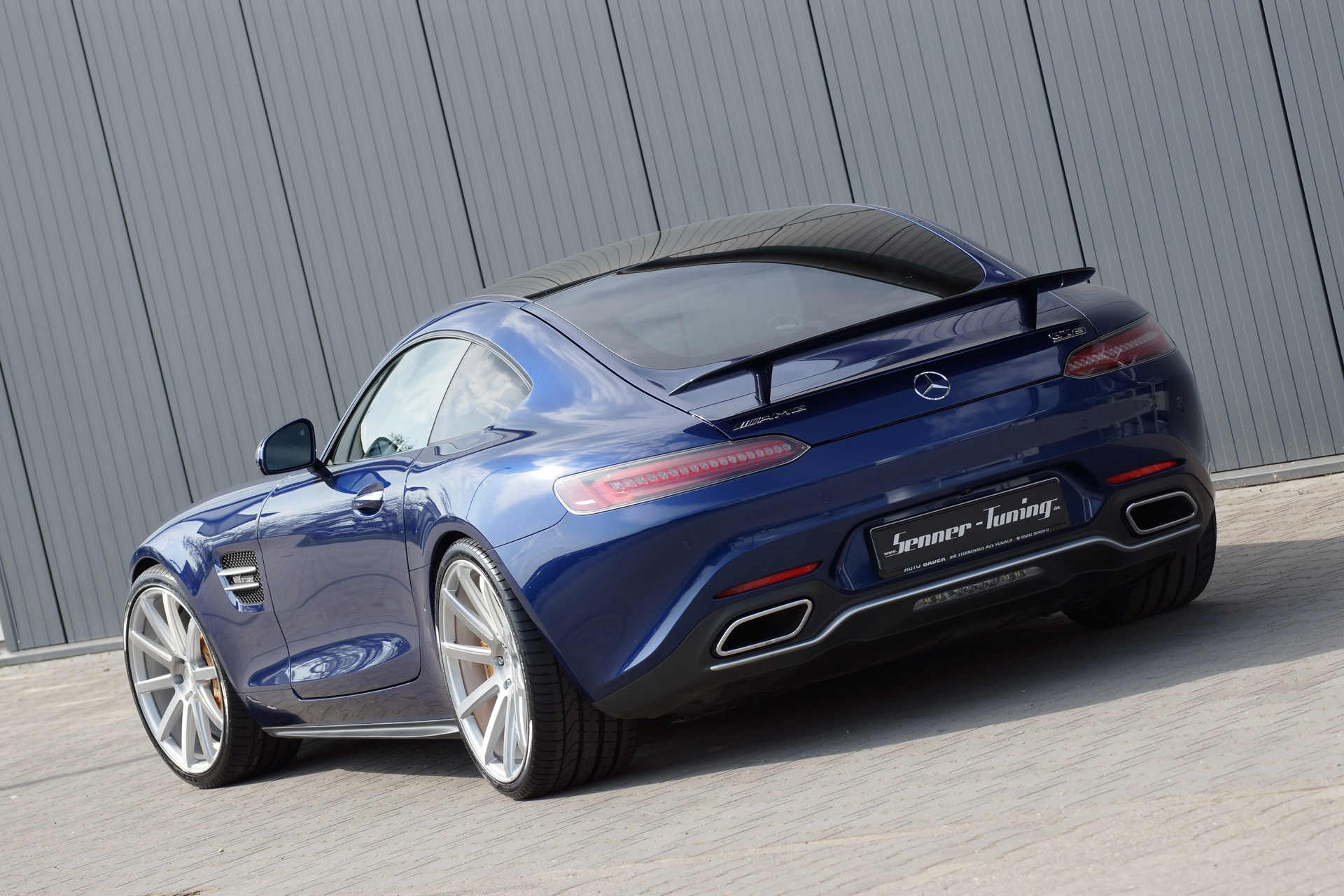 Mercedes-AMG GT S Senner Tuning