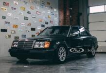 Mercedes-Benz 300E motore BMW asta
