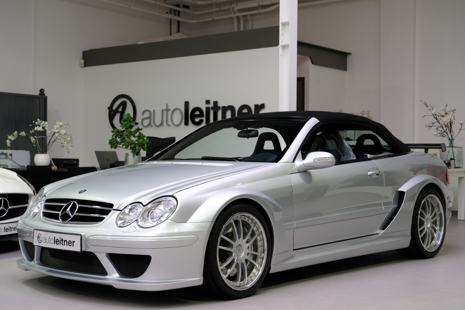 Mercedes-Benz CLK DTM AMG Cabriolet 2006