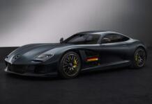 Mercedes-Benz SLR-AMG Vision Concept