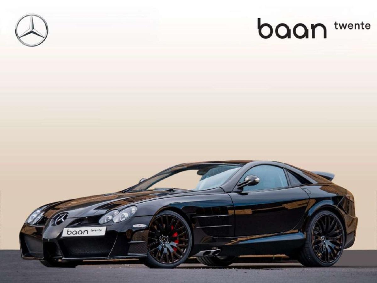 Mercedes-Benz SLR McLaren Mansory