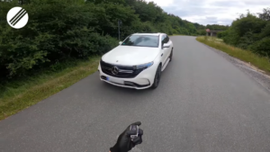 Mercedes EQC TopSpeedGermany