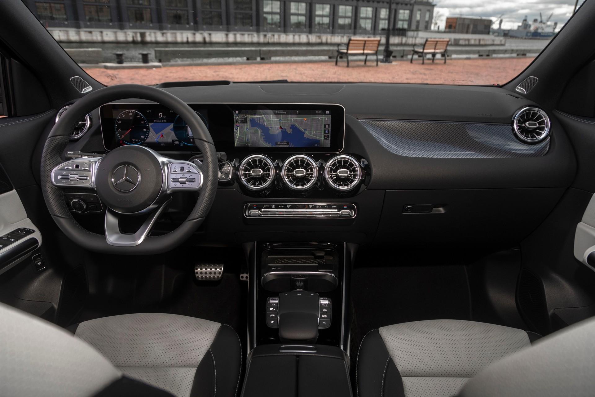 Mercedes GLA 2021 Stati Uniti