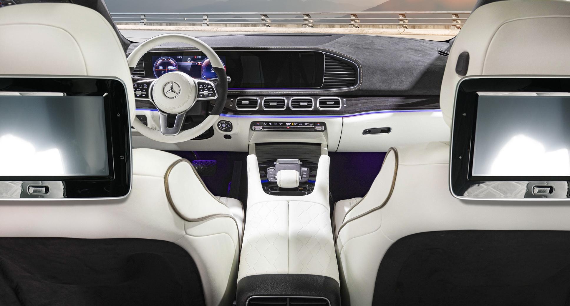 Mercedes GLE Hofele