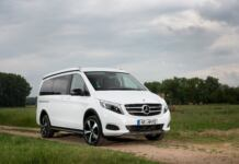 Mercedes Marco Polo Horizon VP Gravity