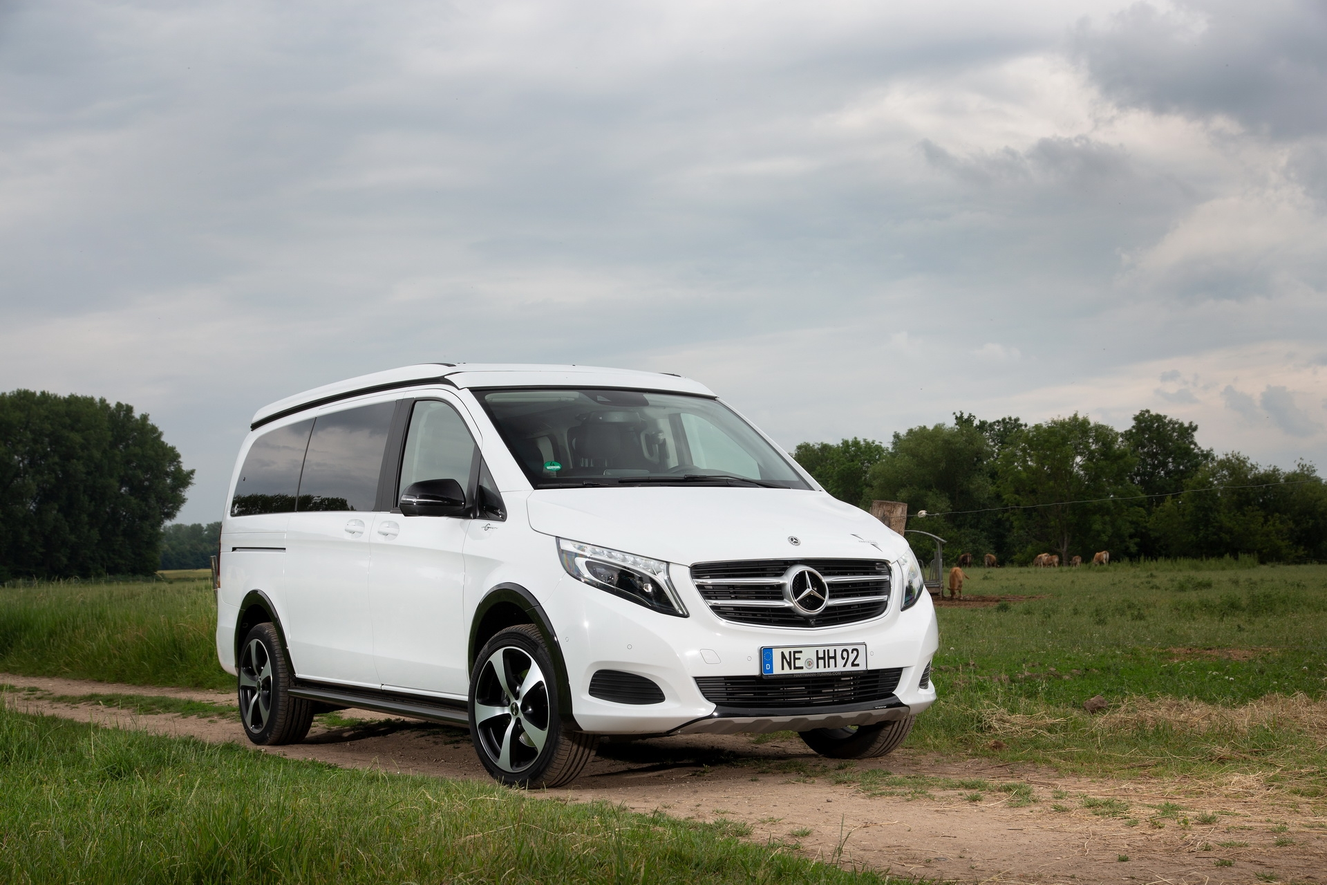 Mercedes Marco Polo Horizon VP Gravity