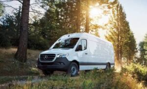 Mercedes Sprinter Cargo Van diesel