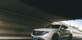 Mercedes me Charge Polar