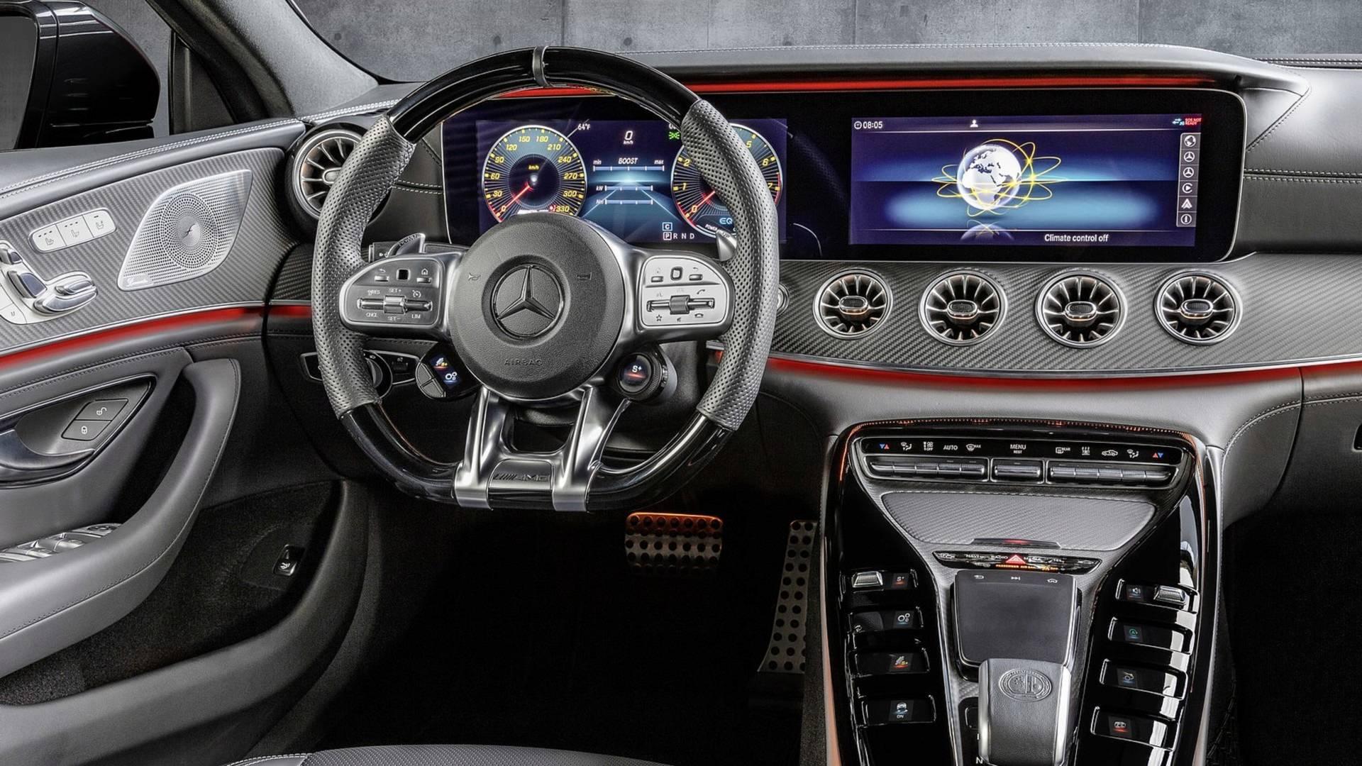 Nuova Mercedes-AMG GT 43 Brasile
