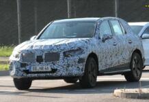 Nuovo Mercedes GLC primo video spia