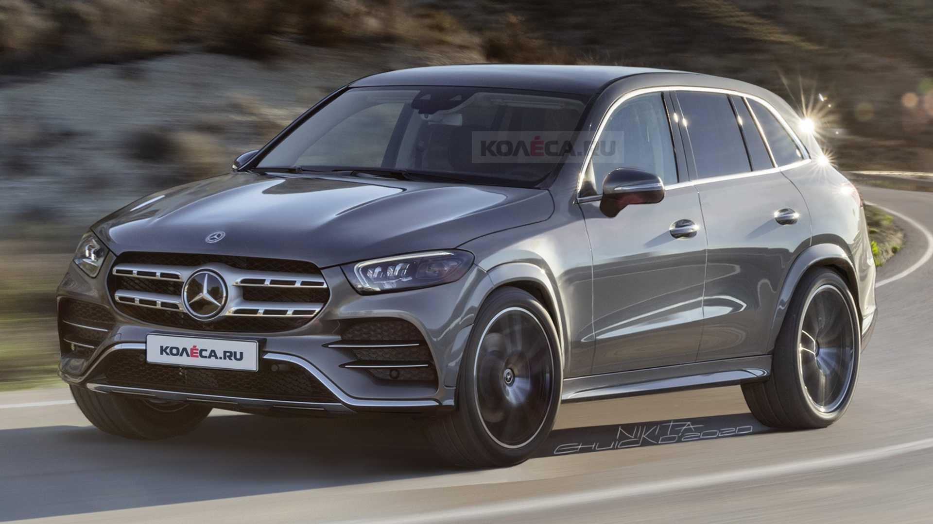 Nuovo Mercedes GLC render