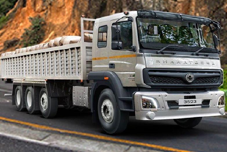 BharatBenz 3523R camion