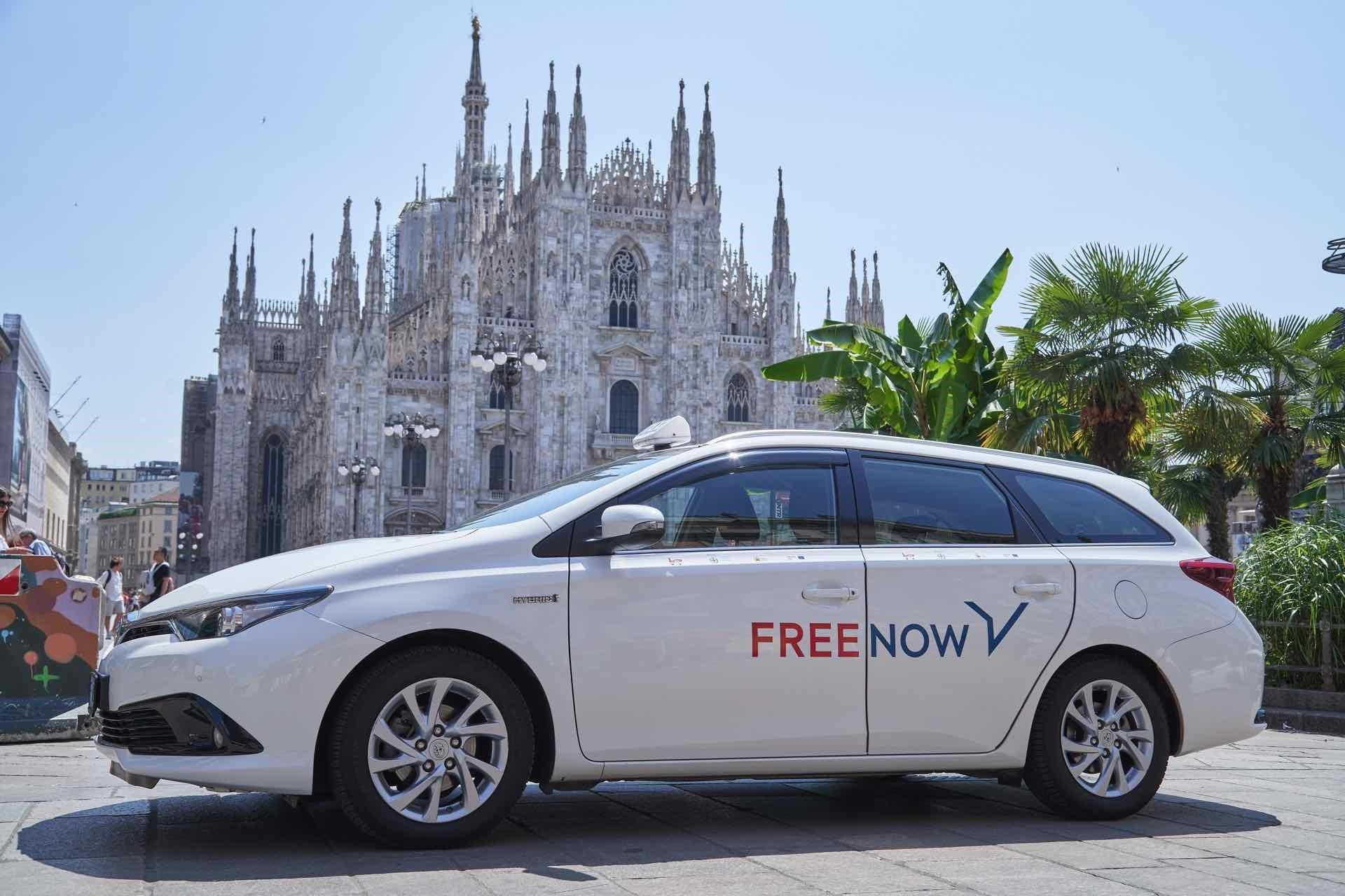 Free Now oltre 20 milioni di km in un anno