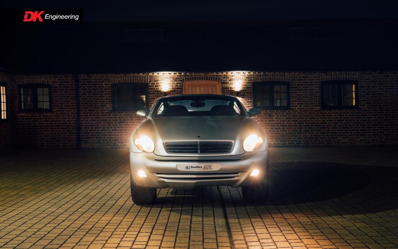 Heuliez Intruder Mercedes Classe G