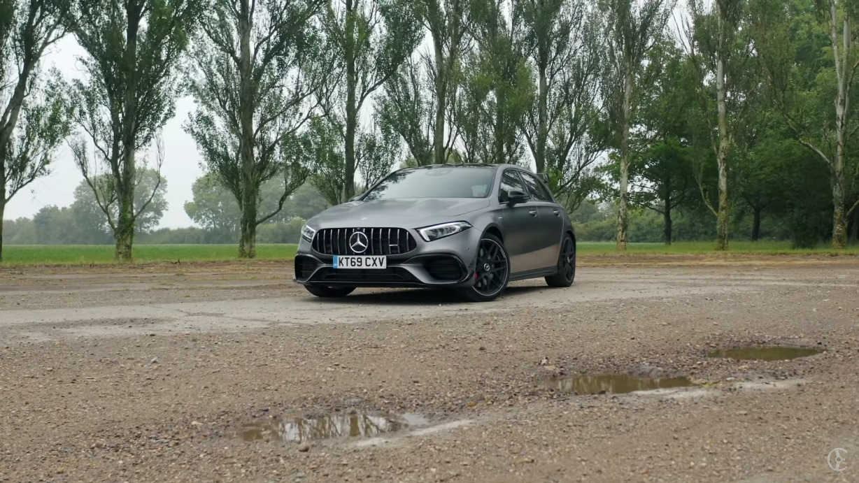 Mercedes-AMG A 45 S Carfection