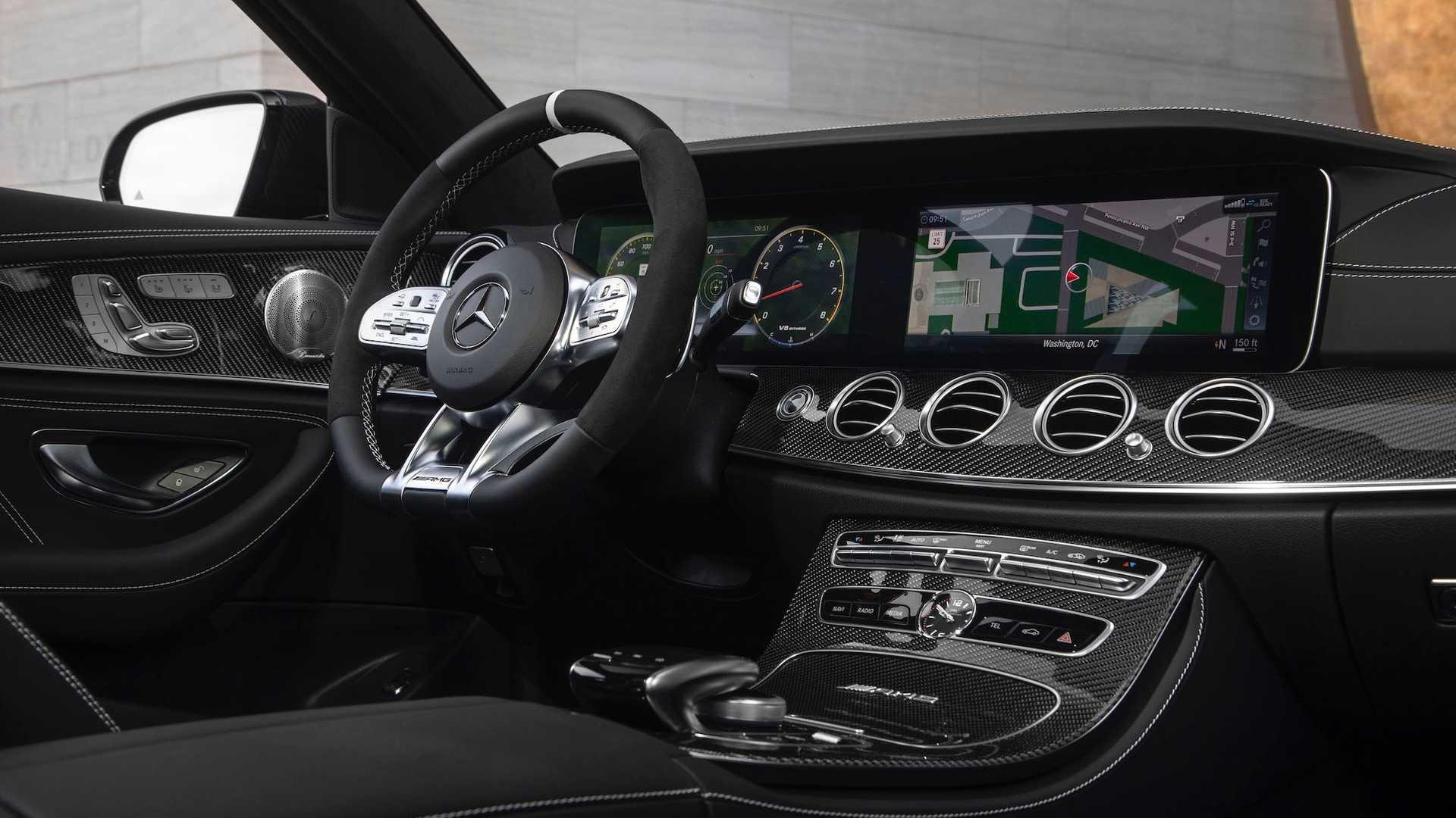 Mercedes-AMG E 63 S Wagon Steel Blue