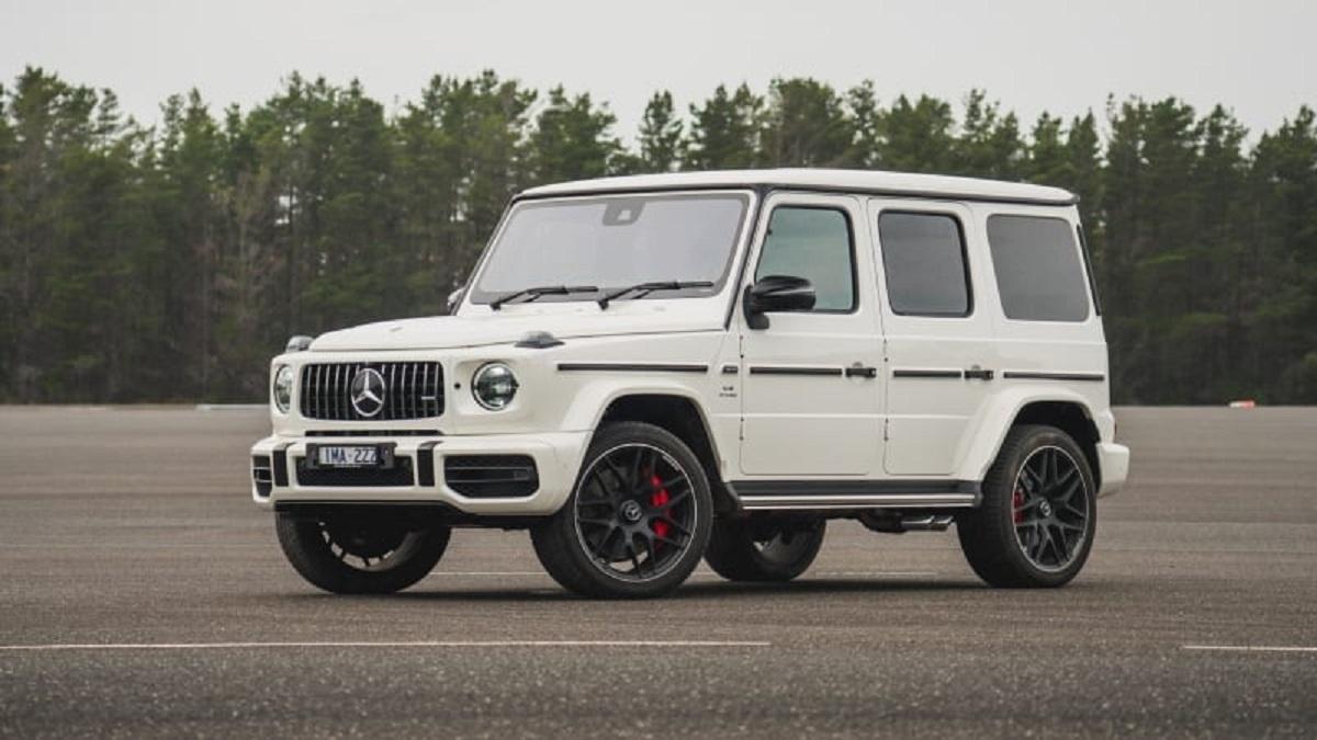 Mercedes-AMG G 63 2018 2019 richiamo