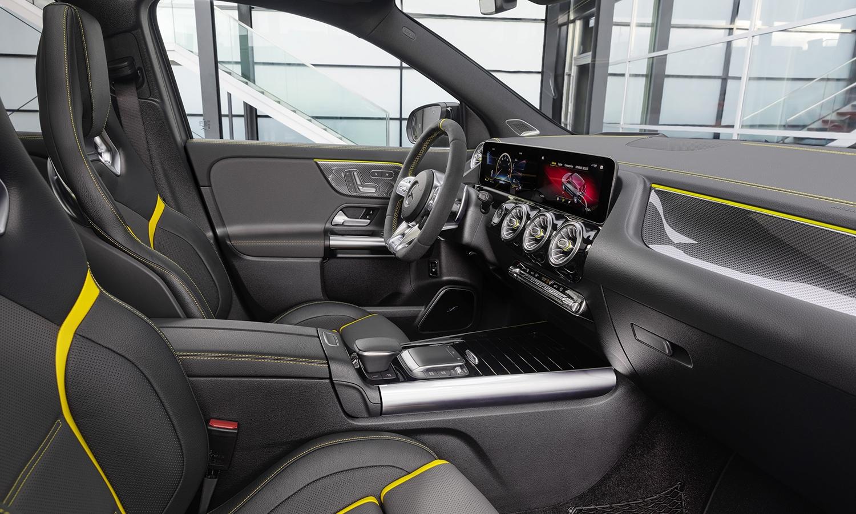 Mercedes-AMG GLA 35 e GLA 45 S Spagna