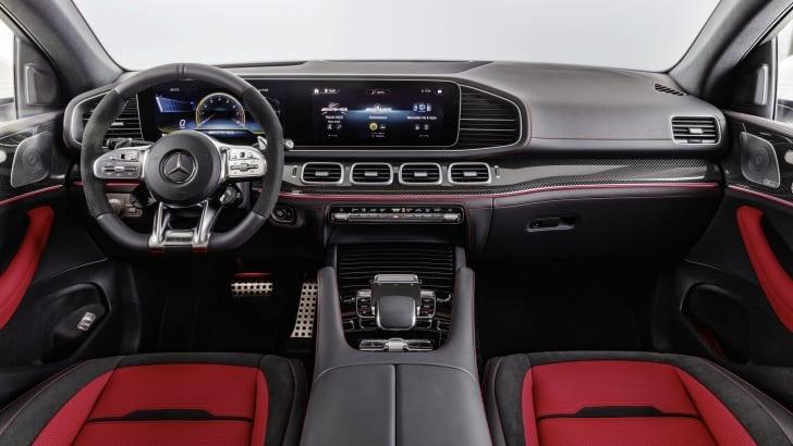Mercedes-AMG GLE 53 Coupé 2021