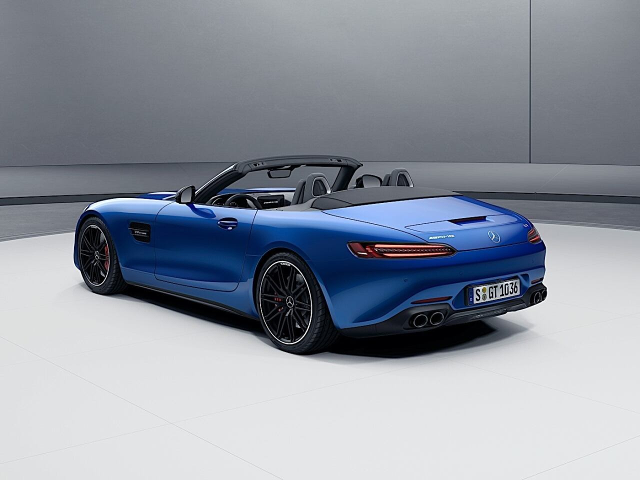 Mercedes-AMG GT Coupé e Roadster 2021