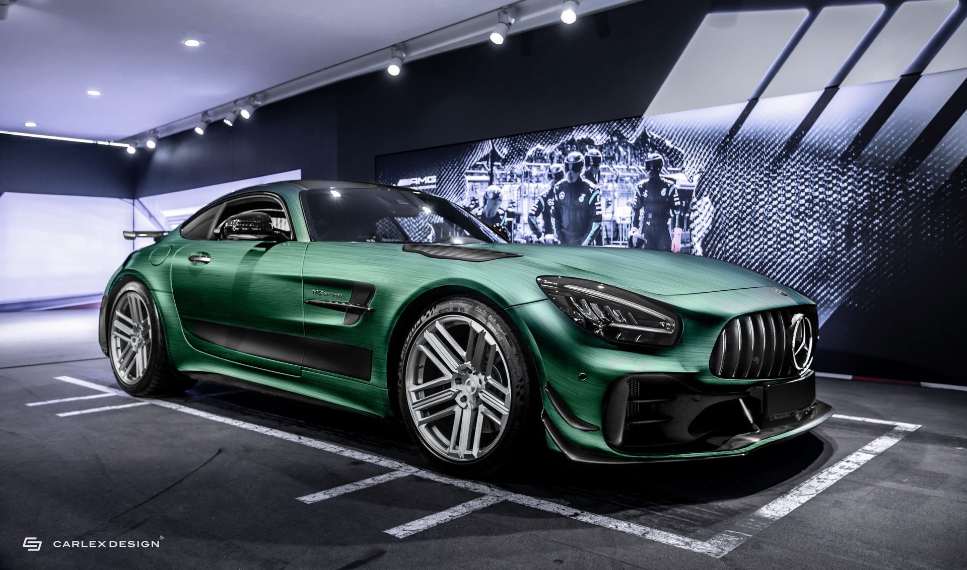 Mercedes-AMG GT R Pro Tattoo Edition