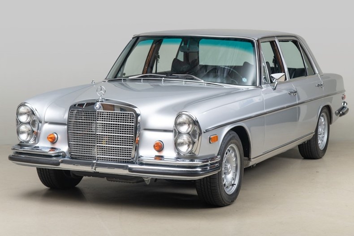 Mercedes-Benz 300 SEL 6.3 1969 vendita