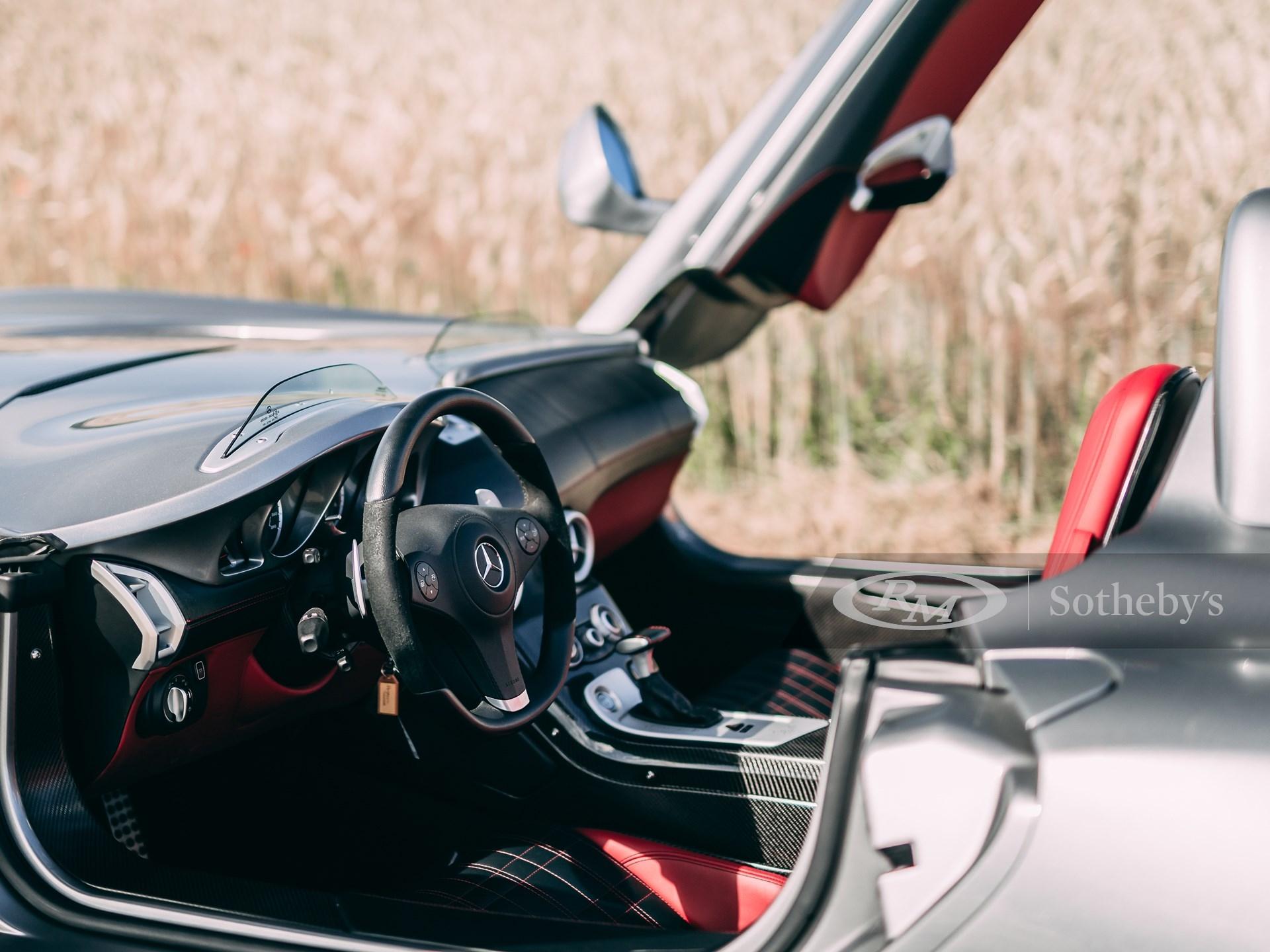 Mercedes-Benz SLR McLaren Stirling Moss 2009 asta