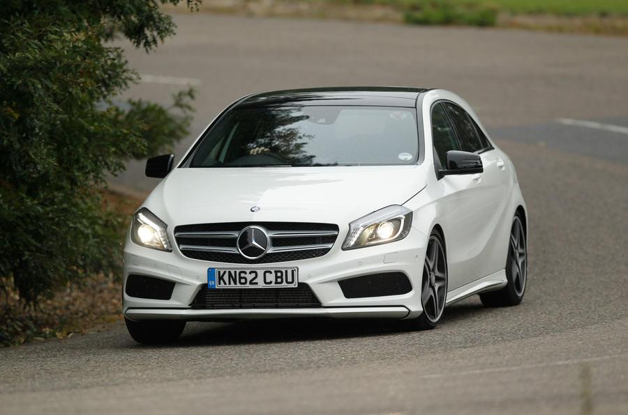 Mercedes Classe A Used Car Hero 2020