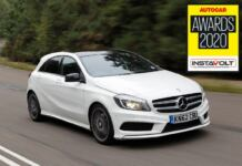Mercedes Classe A Used Car Hero 2020