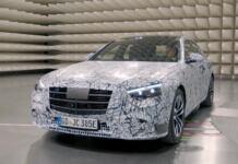 Mercedes Classe S 2021 nuove immagini ufficiali
