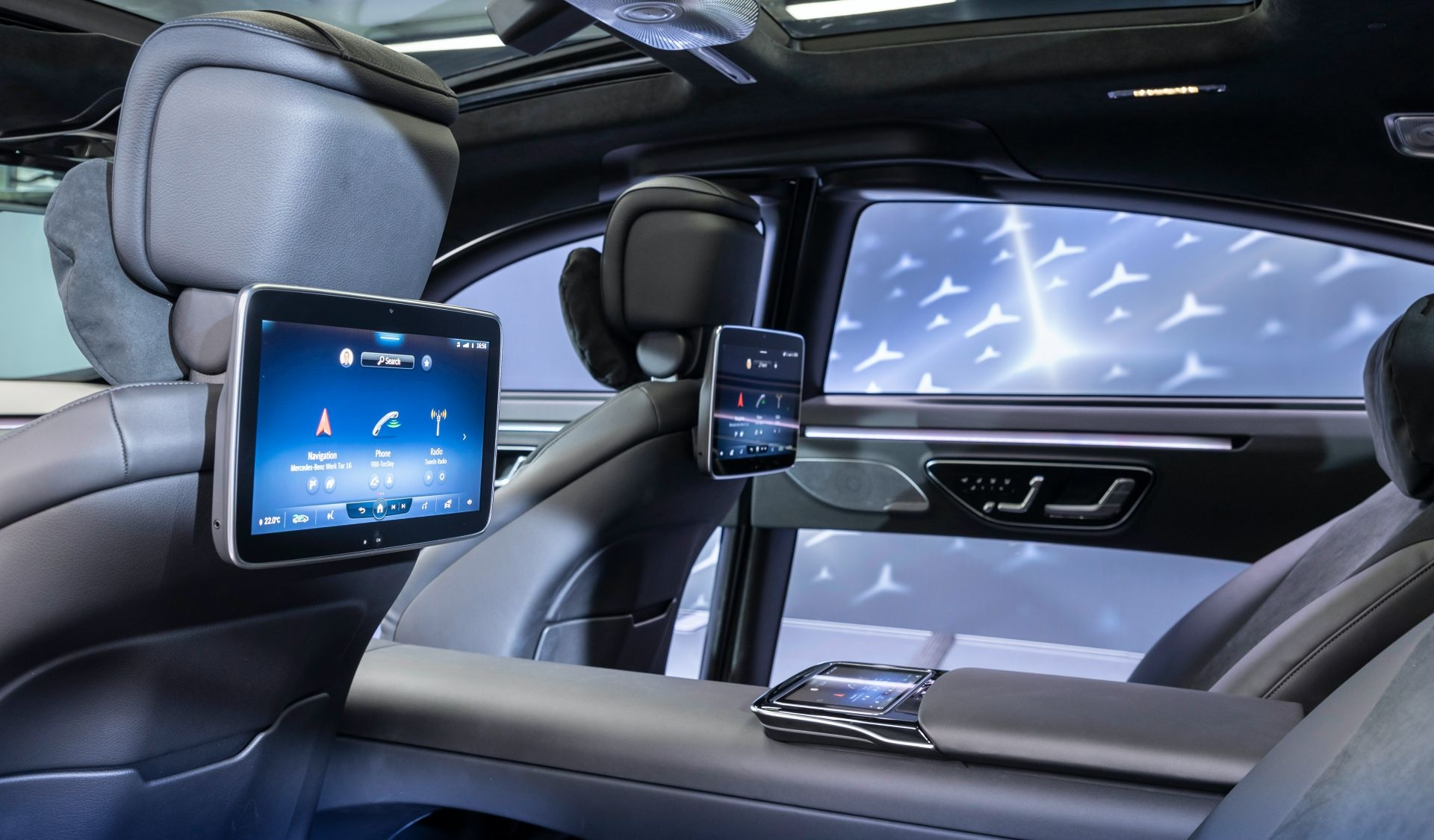 Mercedes Classe S 2021 nuovo MBUX