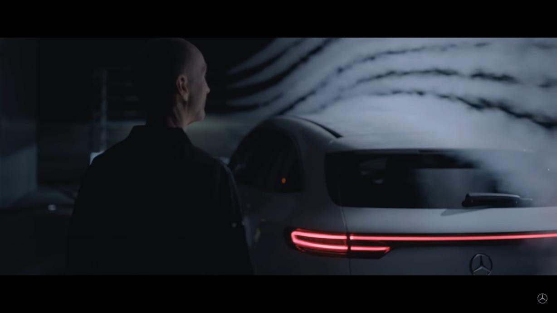 Mercedes EQC aerodinamica